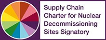 NDA Supply Chain charter Logo